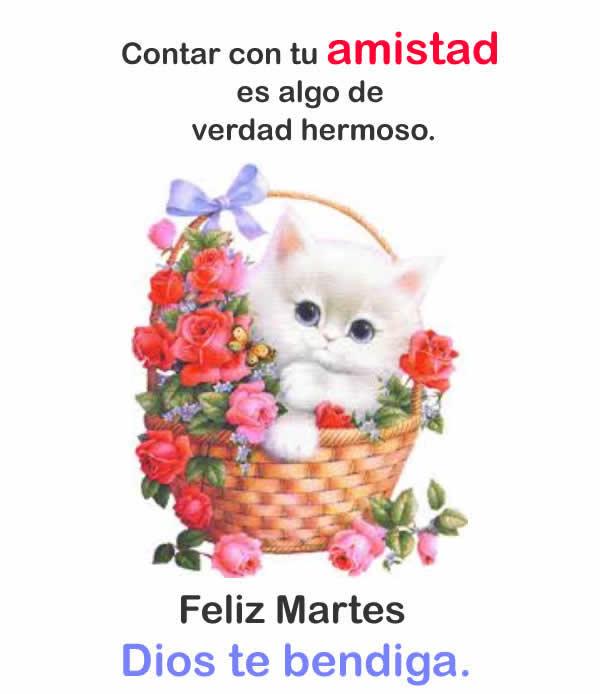 Feliz Martes amigos | Alos80.com