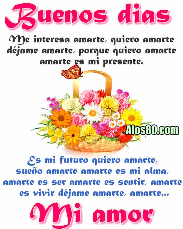 Frases Bonitas De Amor Con Cariño Alos80com