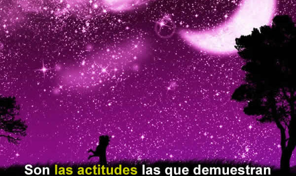 actitudes frases