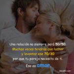 amor es amar