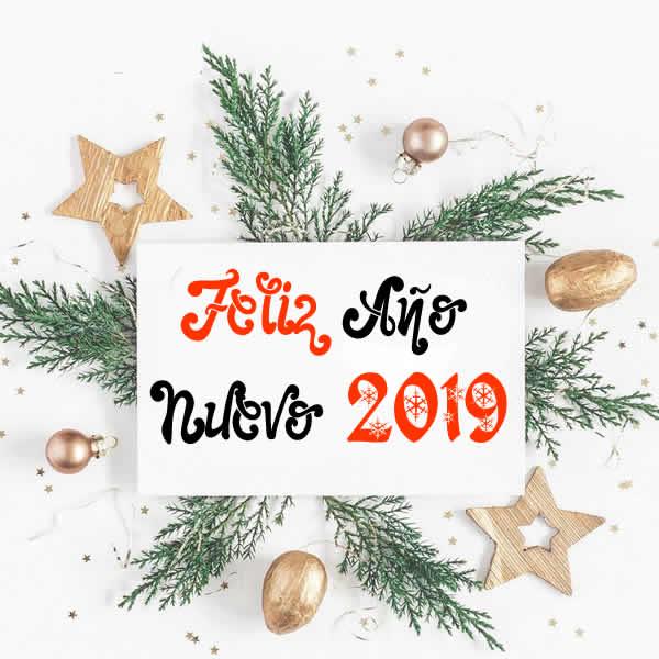 Frases Lindas Feliz Año Nuevo 2019 Alos80com