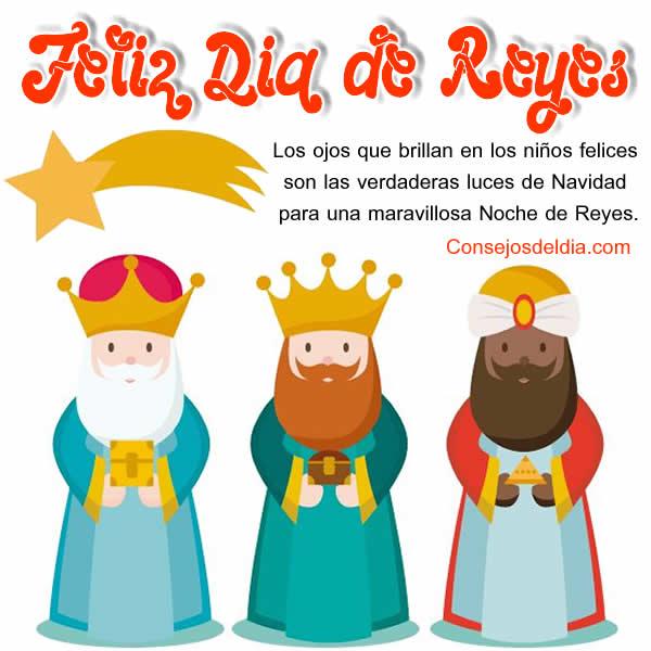 Frases Con Fotos Feliz Dia De Los Reyes Magos Alos80com