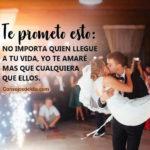 te prometo amor