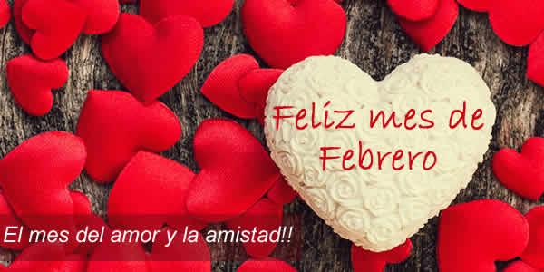 febrero amor