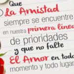 amor y amistad frases