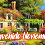 bienvenido noviembre