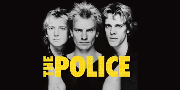 the police music